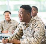 Desconto para Forças Armadas